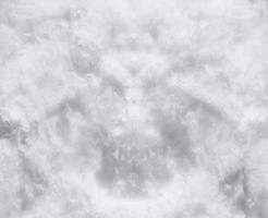struttura della neve bianca