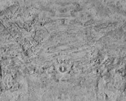 struttura del muro di cemento