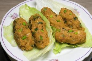 polpette di lenticchie turche
