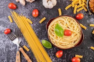 spaghetti al sugo fatto in casa