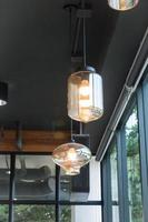 luci industriali moderne