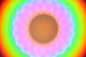 colorato sfondo sfocato