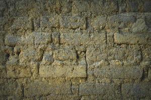muro di mattoni rustico