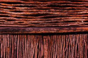 modello di venature del legno foto