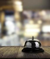 chiamare il campanello per il servizio