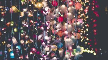 palline di Natale colorate