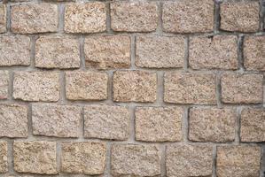 muro di pietra texture di sfondo. foto