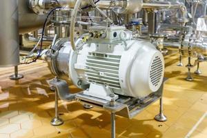 pompa centrifuga in acciaio inox