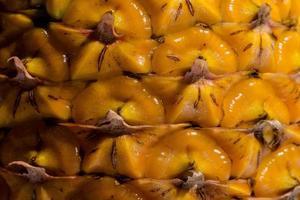 foto ravvicinata di ananas