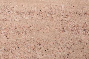 primo piano della sabbia foto