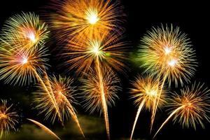 sfondo colorato astratto fuochi d'artificio vacanza
