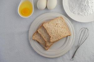 uova e farina di tapioca ingredienti