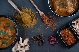 curry tailandese di massaman