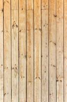 priorità bassa della parete della plancia di legno foto