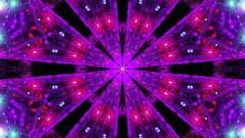 calaidoscopio astratto mandala 3d illustrazione sfondo carta da parati foto