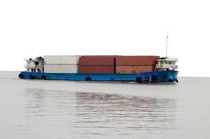 nave mercantile foto