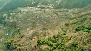 colline nello Yunnan, Cina