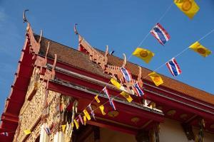 tempio buddista in Tailandia
