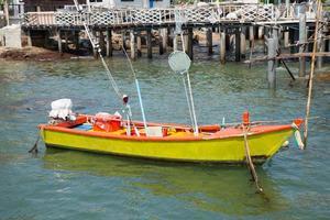 piccola barca da pesca