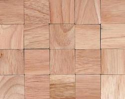 sfondo di piastrelle di legno foto