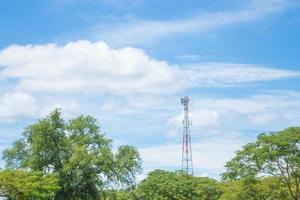 sistema di antenna telefonica