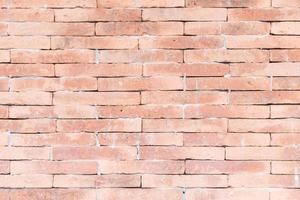 sfondo muro di mattoni rossi