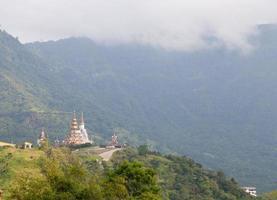 monastero buddista di wat phra in thailandia