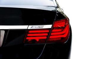 fanale posteriore dell'auto