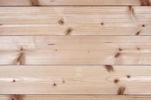 parete in legno chiaro