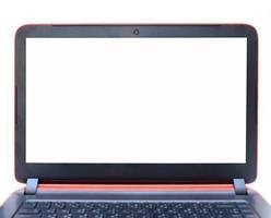 mock-up dello schermo del laptop