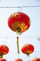 lanterne rosse cinesi
