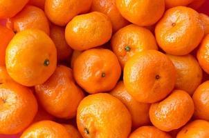 sfondo di frutta arancione foto