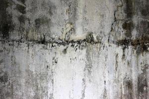 muro scuro e sgangherato