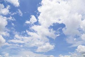 nuvole nel cielo