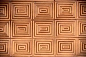 motivo geometrico in legno