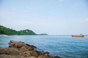 spiaggia e mare in Thailandia foto
