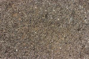 primo piano di asfalto per texture o sfondo foto