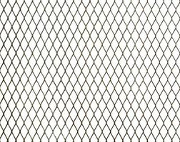 recinzione a catena metallica
