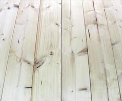 struttura della plancia di legno chiaro foto
