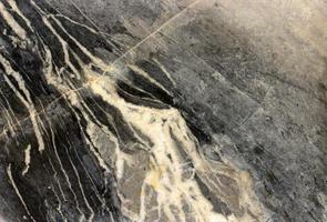 marmo nero e oro foto