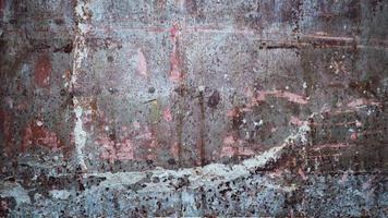 muro graffiato astratto foto