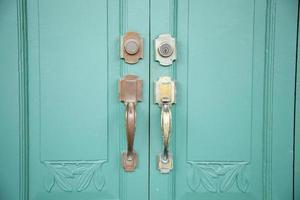 maniglia sulla porta