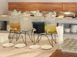set di distributori di bevande