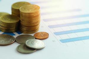 finanza capitale bancario e concetto di contabilità