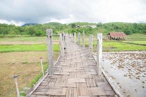 su tong pae bridge in thailandia