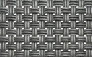 trama di cesto grigio foto