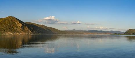 gola del Danubio a Djerdap sul confine serbo-rumeno foto