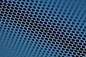 struttura delle cellule esagonali foto