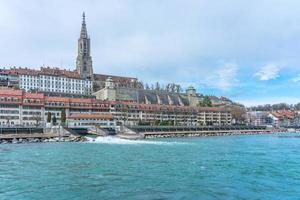 vista panoramica di berna, la capitale della svizzera