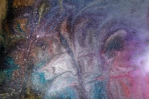 aspetto colorato sfondo cosmico